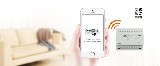 MyHOME / MyHOME_Up bei Madei Elektro in Grettstadt